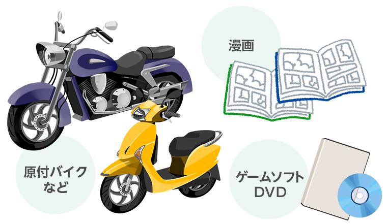 古物営業法施行令により、一万円以下でも本人確認が義務づけられているもの