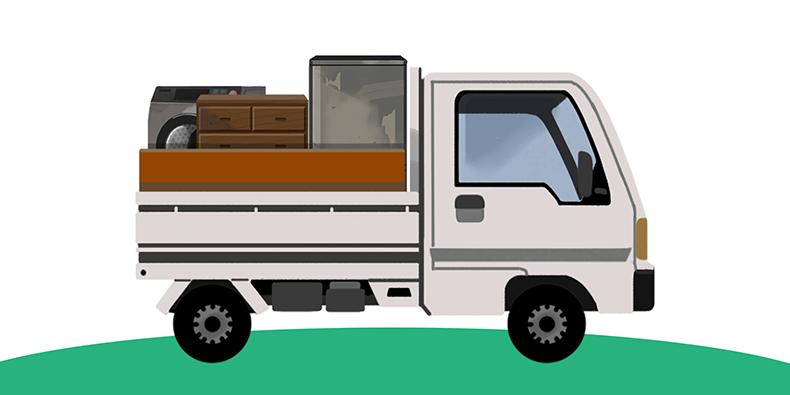 産業廃棄物回収には産業廃棄物収集運搬許可が必要