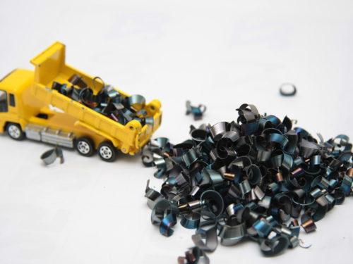 産業廃棄物の運搬