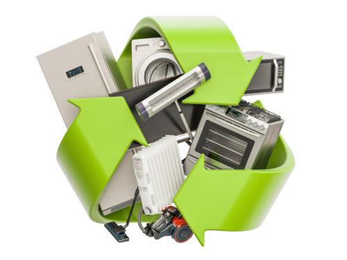 家電のリサイクル