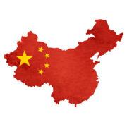 中国国土。