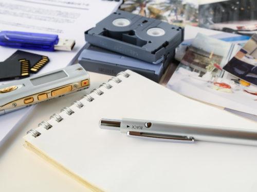 浮気調査の道具